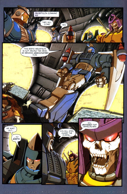 Read online Transformers Armada comic -  Issue #15 - 11