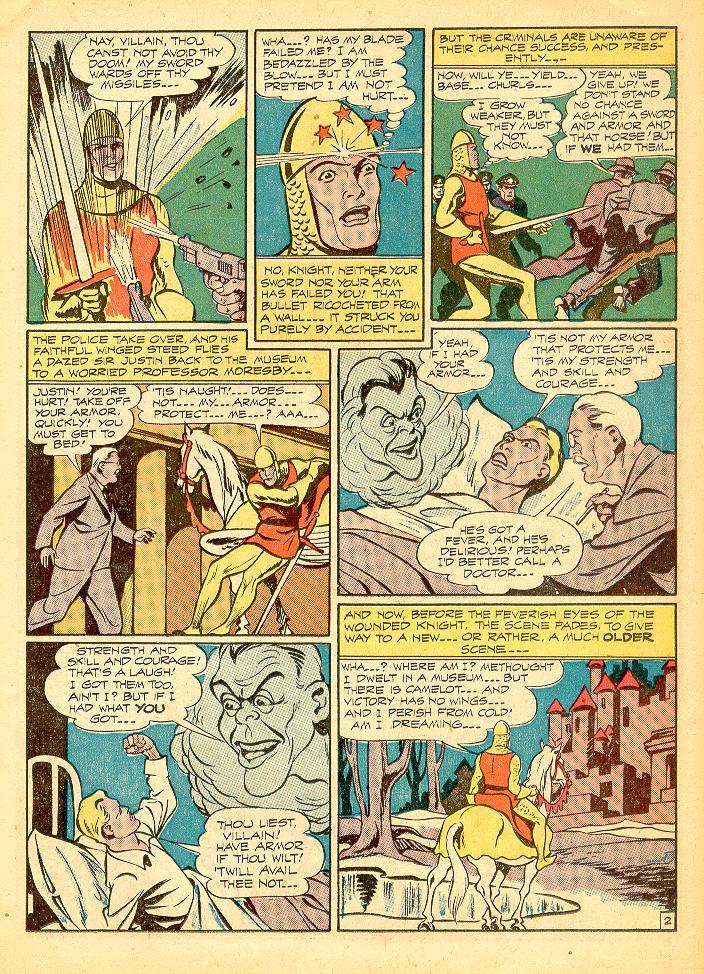Read online Adventure Comics (1938) comic -  Issue #91 - 21
