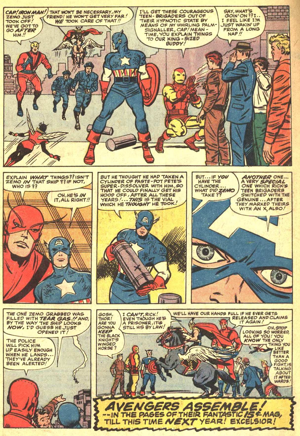 The Avengers (1963) 6 Page 23