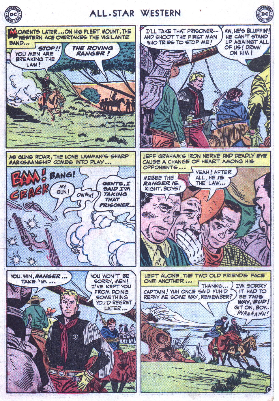 Read online All-Star Western (1951) comic -  Issue #59 - 29