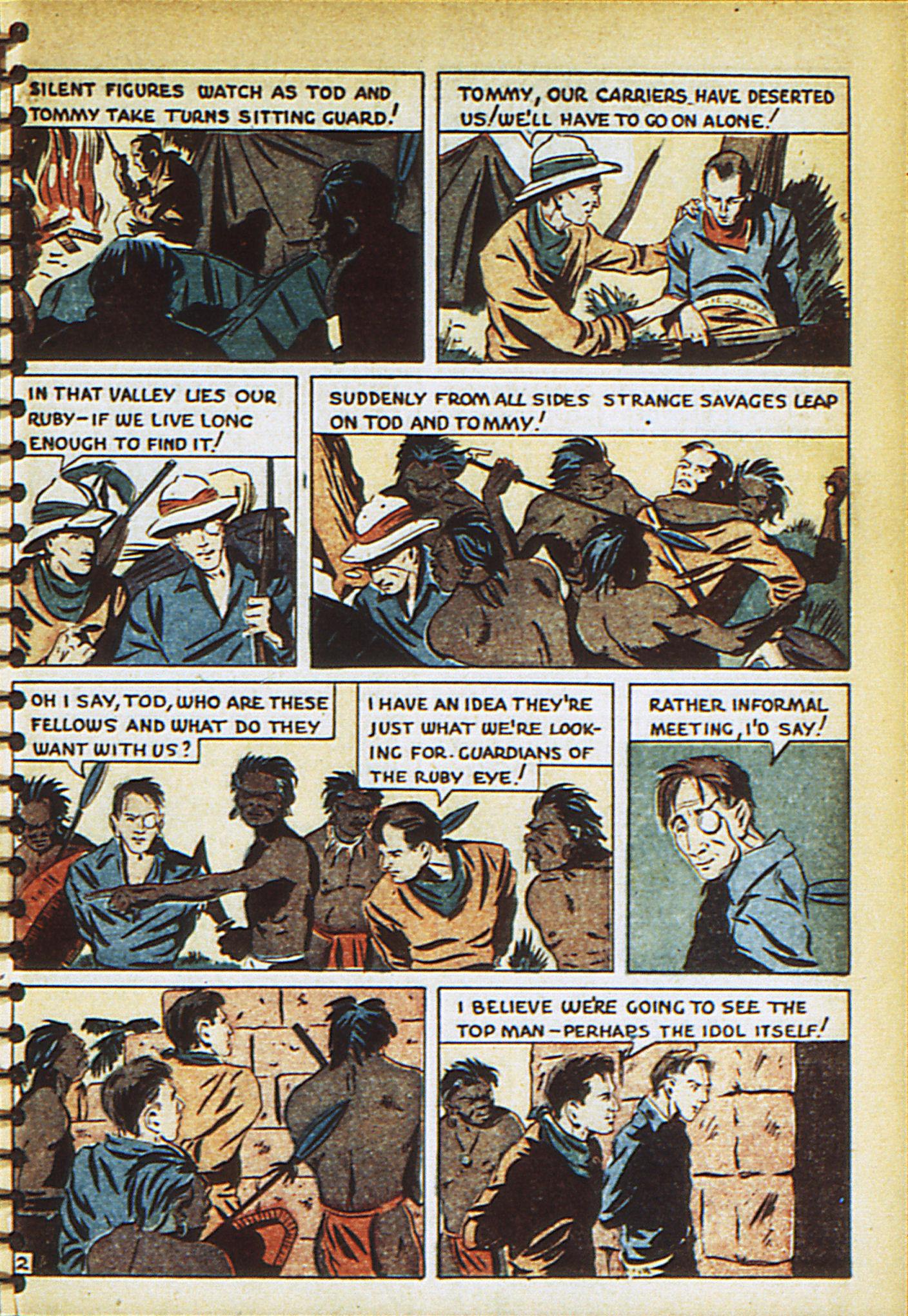 Read online Adventure Comics (1938) comic -  Issue #27 - 59
