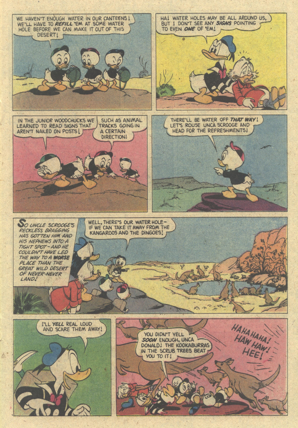 Read online Uncle Scrooge (1953) comic -  Issue #171 - 9
