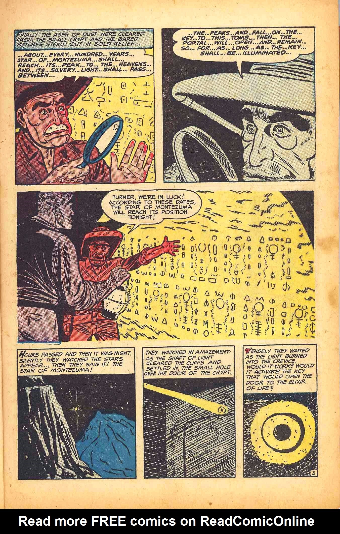 Weird Mysteries (1952) issue 6 - Page 5