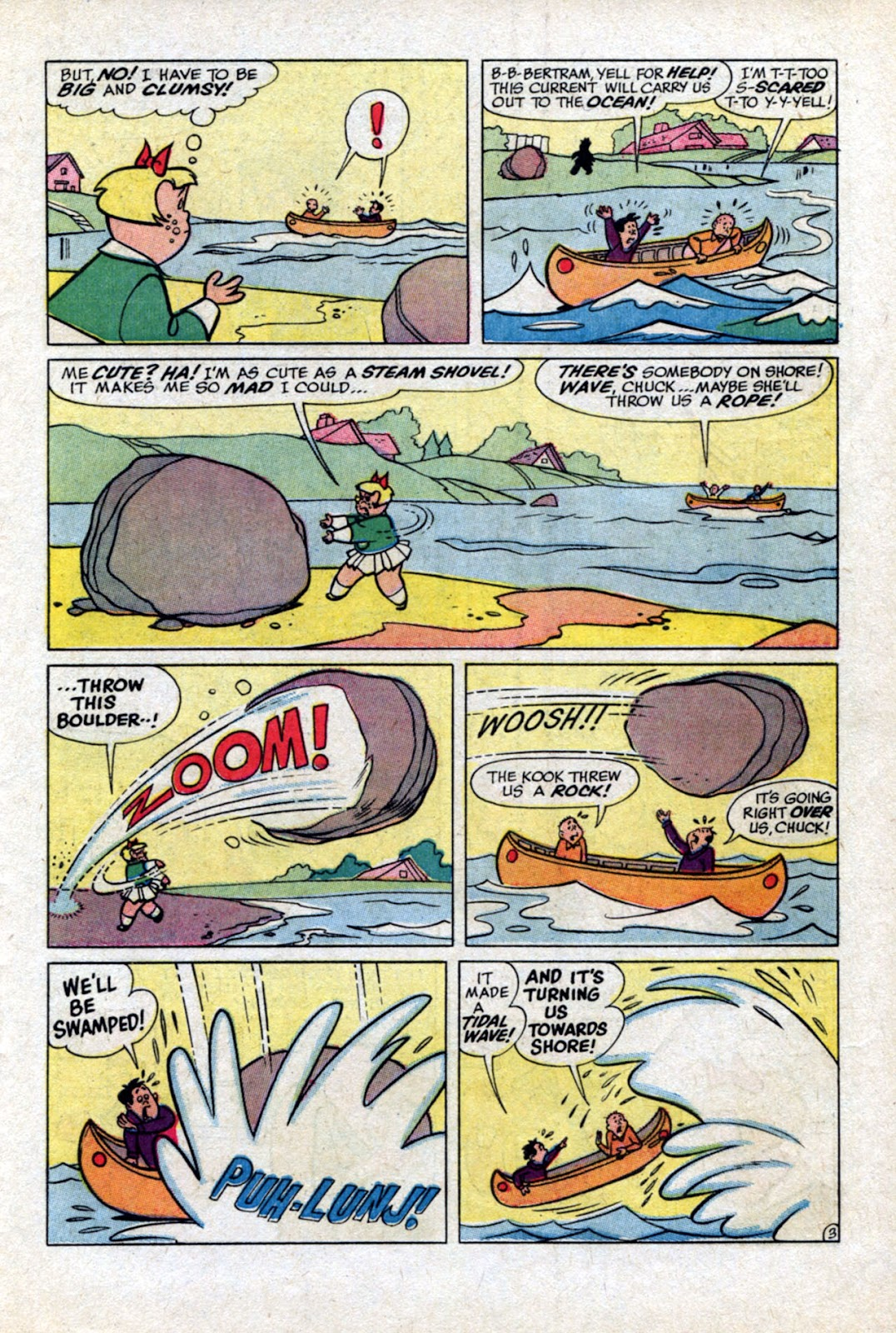 Little Dot (1953) issue 96 - Page 23