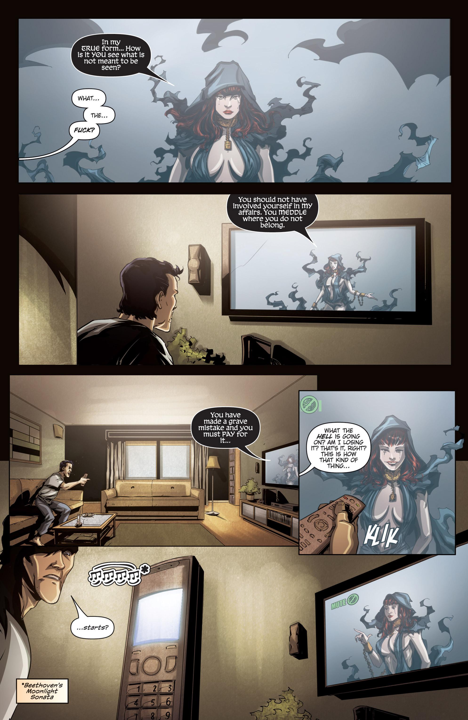 Read online Grimm Fairy Tales presents No Tomorrow comic -  Issue # TPB - 37