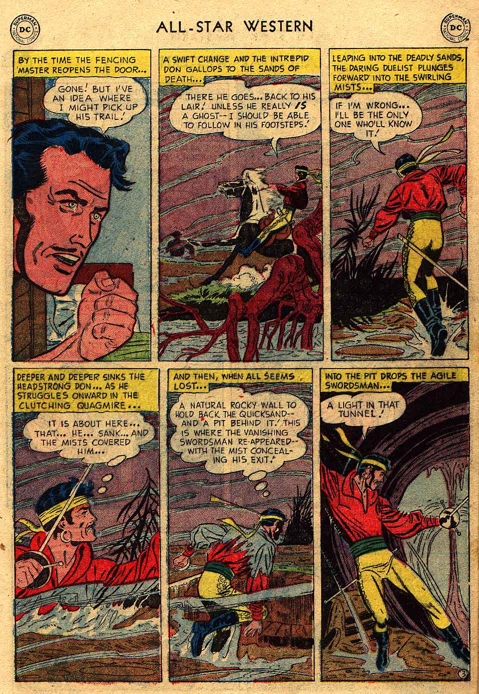Read online All-Star Western (1951) comic -  Issue #62 - 15