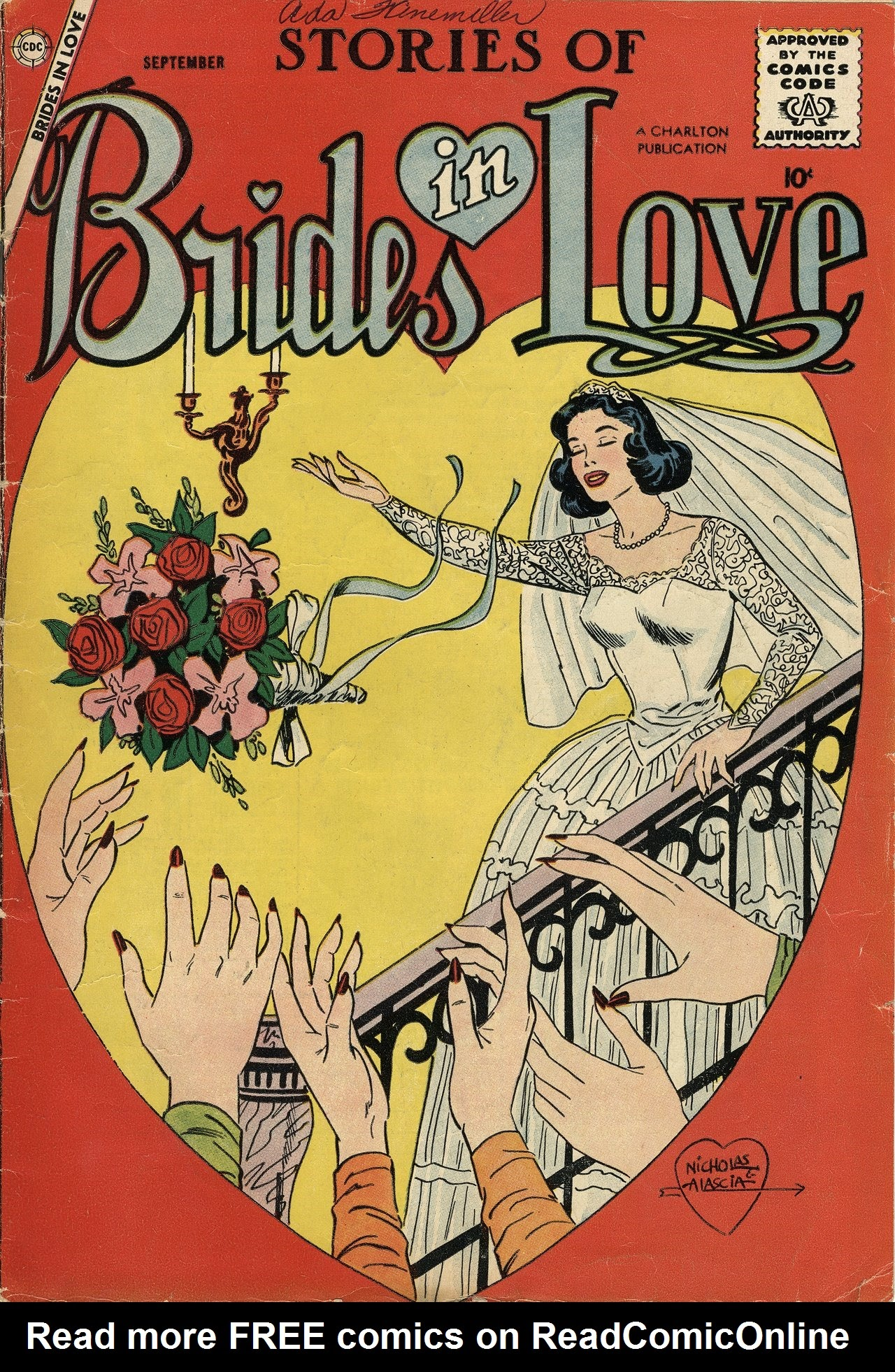 Brides in Love 9 Page 1