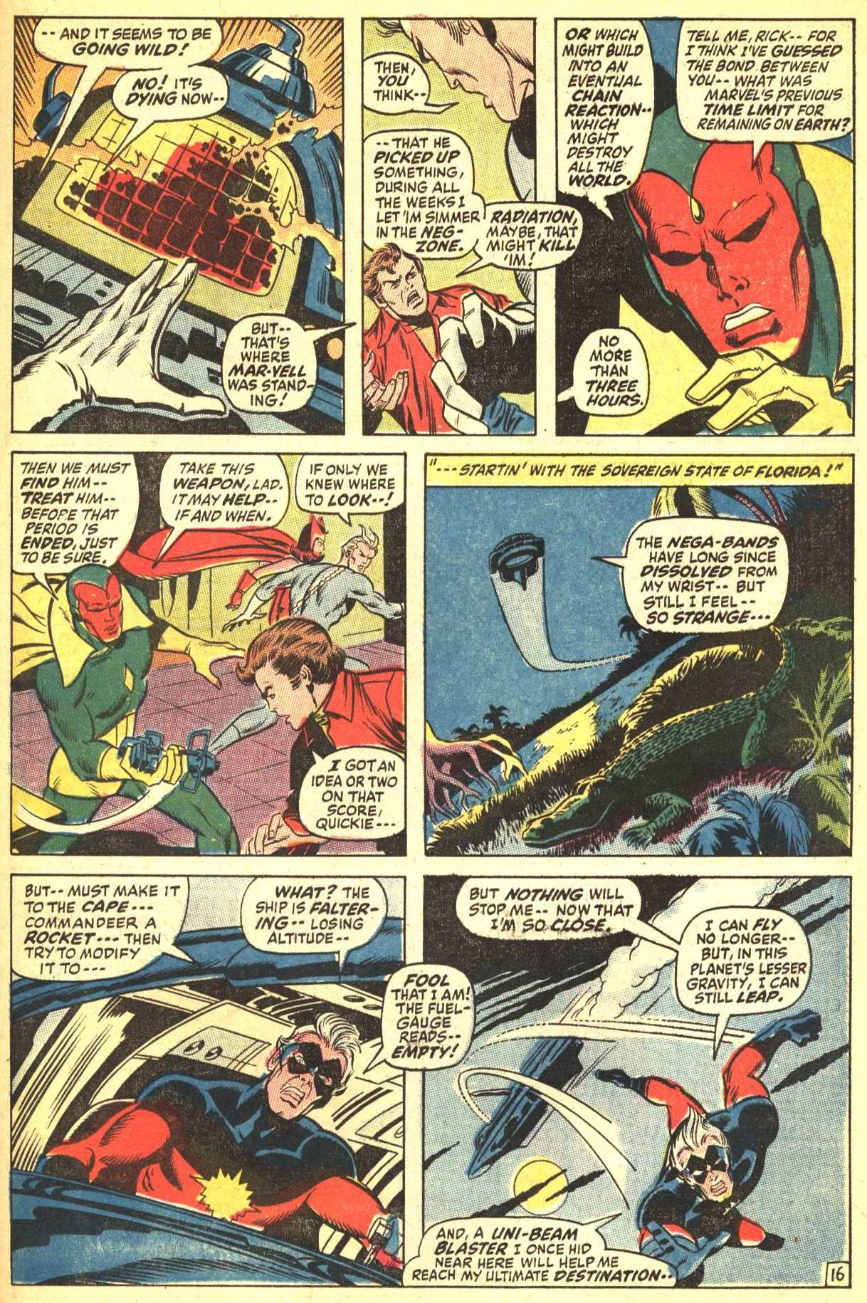The Avengers (1963) 89 Page 16