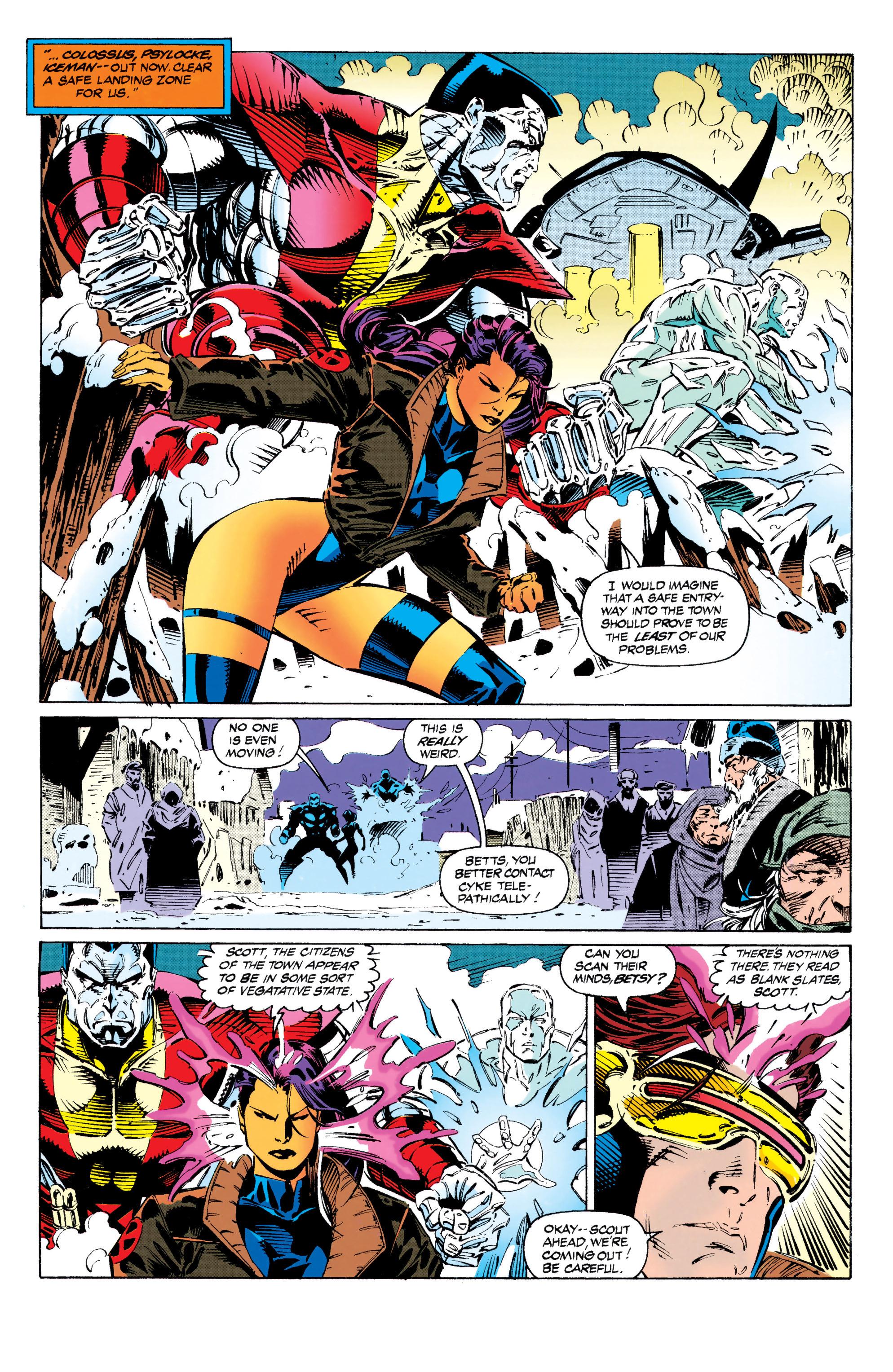 X-Men (1991) 18 Page 7