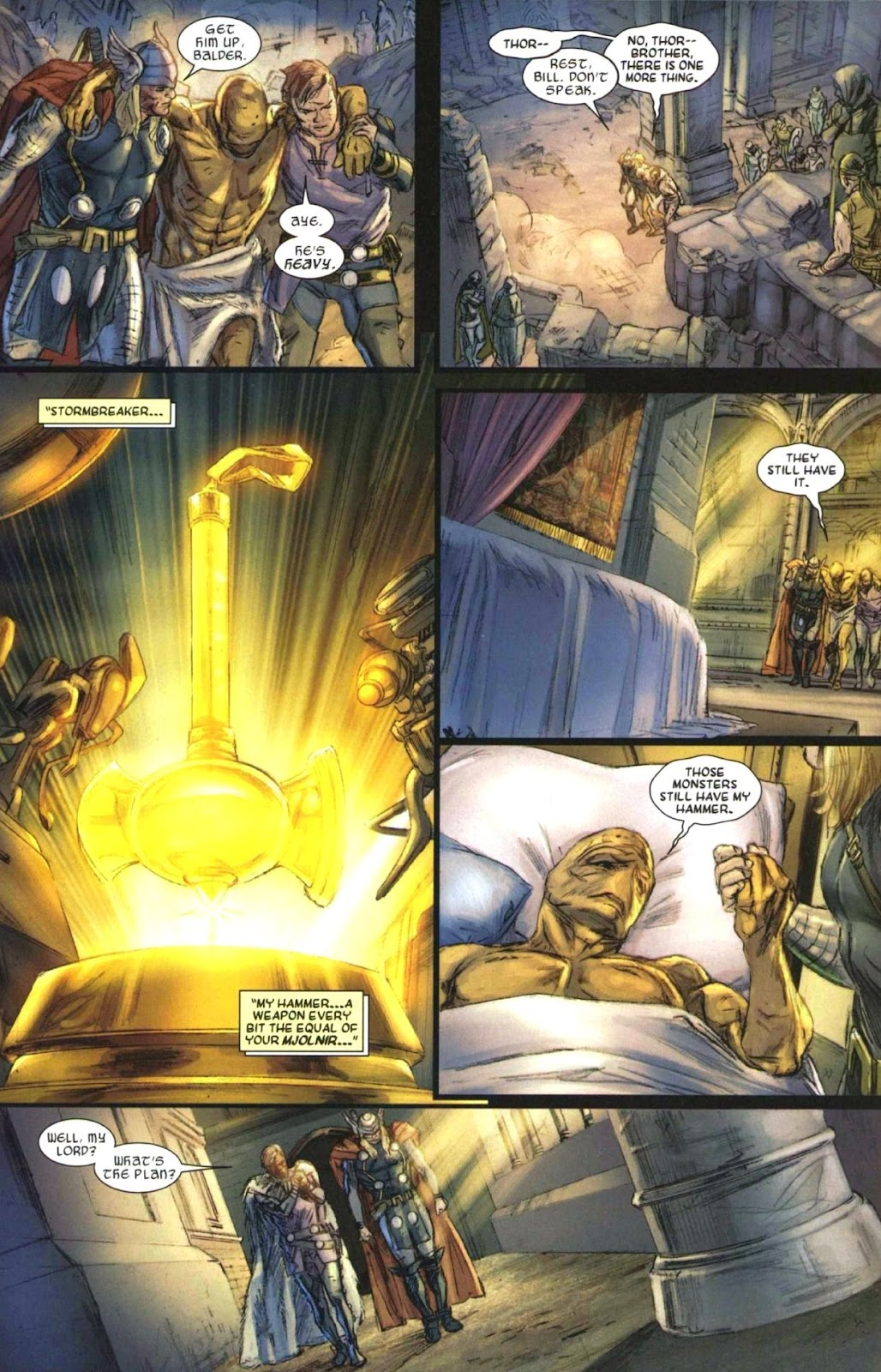 Secret Invasion: Thor Issue #1 #1 - English 10