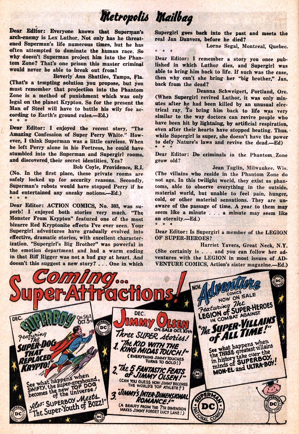 Read online Action Comics (1938) comic -  Issue #306 - 14