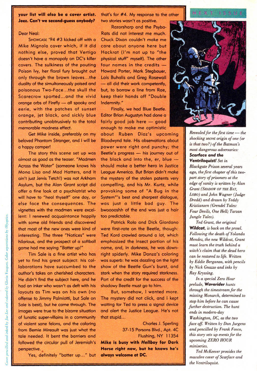 Read online Showcase '94 comic -  Issue #7 - 41