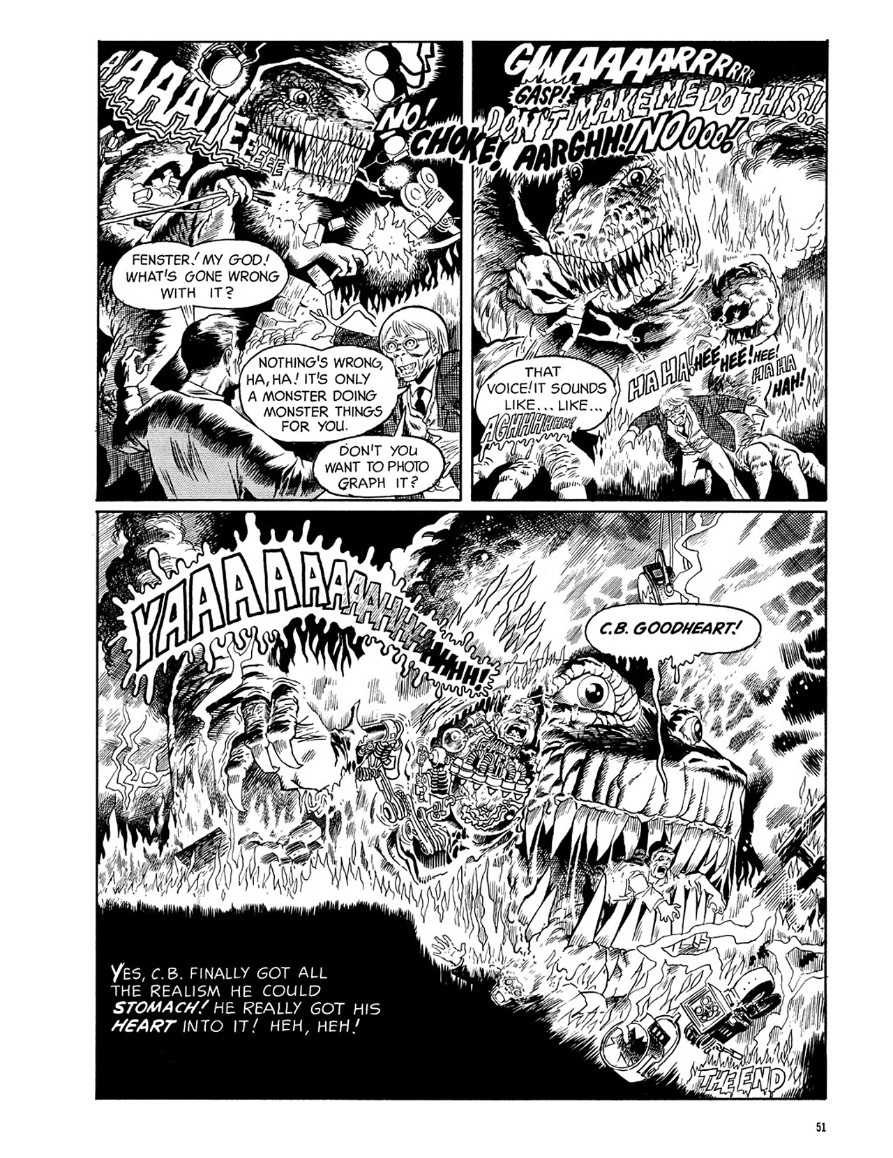Read online Eerie Archives comic -  Issue # TPB 3 - 52