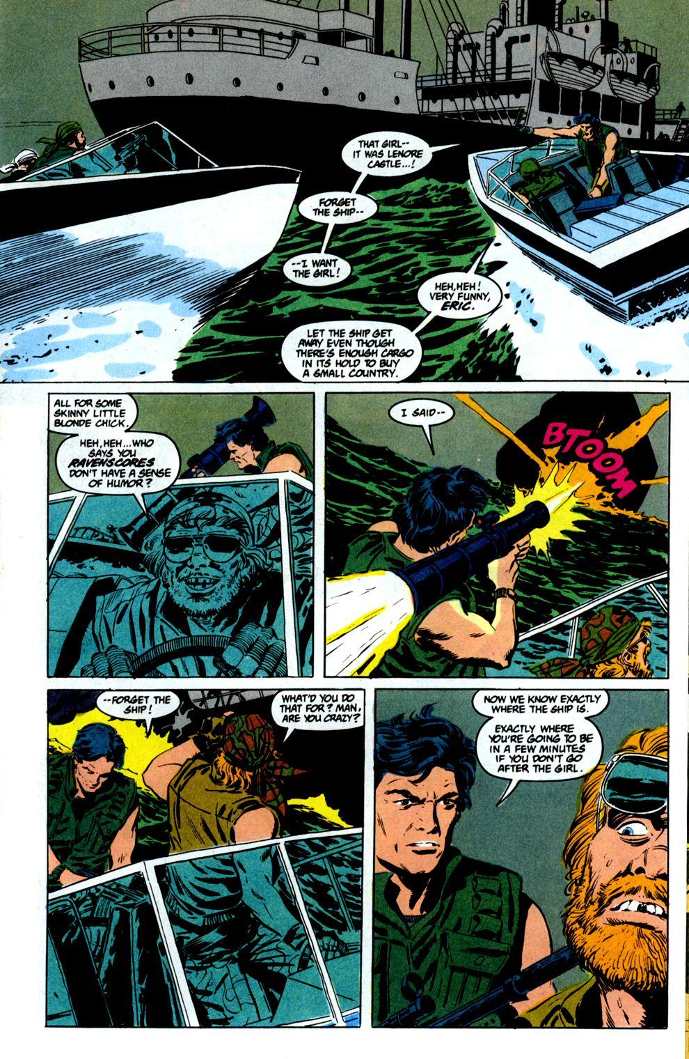 Read online Powerline comic -  Issue #8 - 11