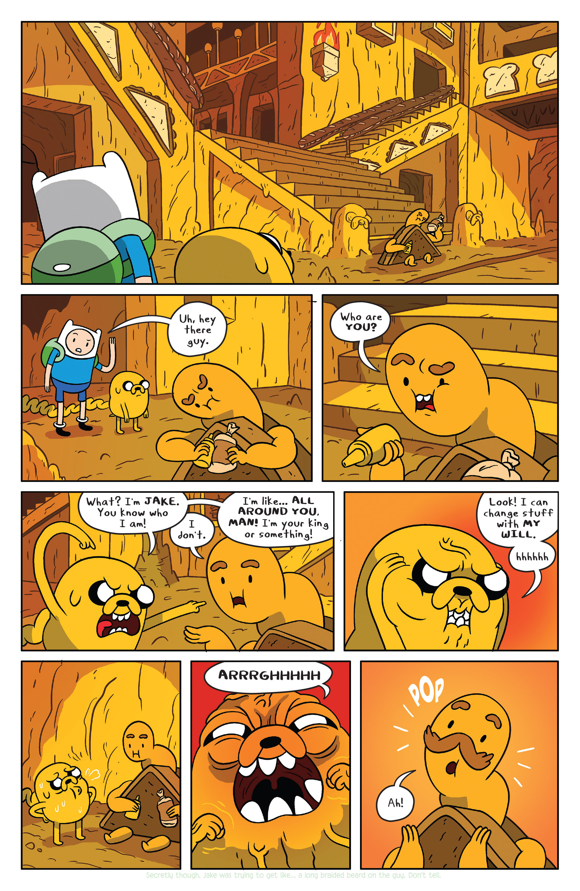 Read online Adventure Time comic -  Issue #38 - 11