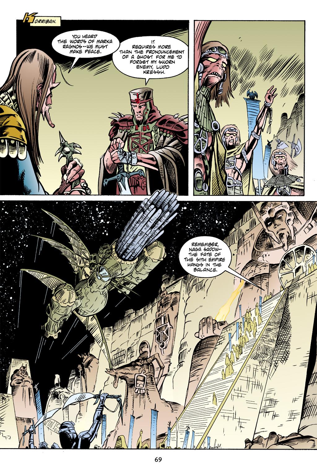 Read online Star Wars Omnibus comic -  Issue # Vol. 4 - 66