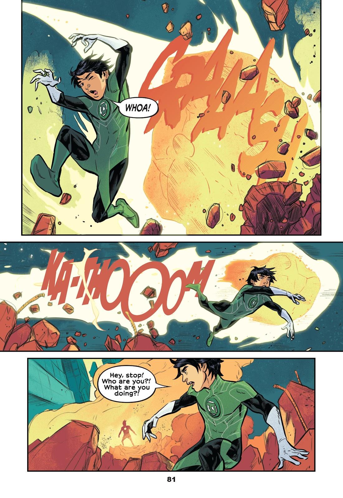 Read online Green Lantern: Legacy comic -  Issue # TPB - 79
