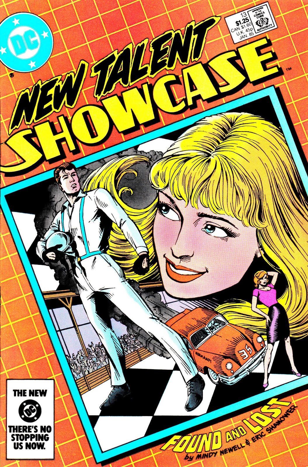 The New Talent Showcase issue 13 - Page 1