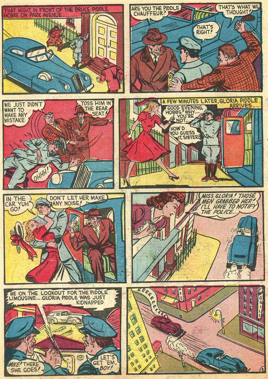 Blue Ribbon Comics (1939) issue 9 - Page 6