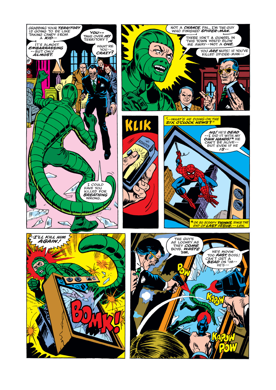 The Amazing Spider-Man (1963) 146 Page 7