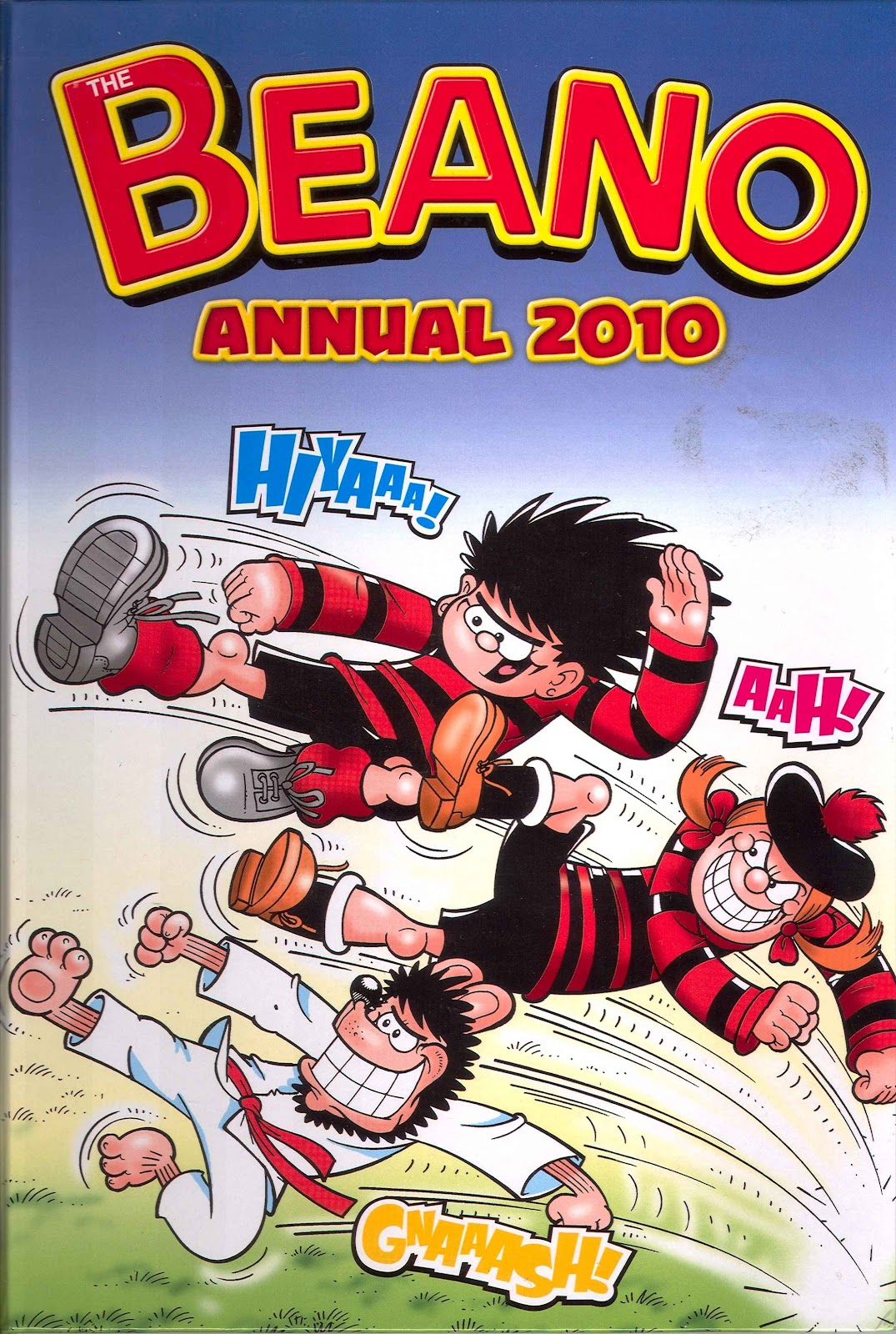 The Beano Book (Annual) 2010 Page 1