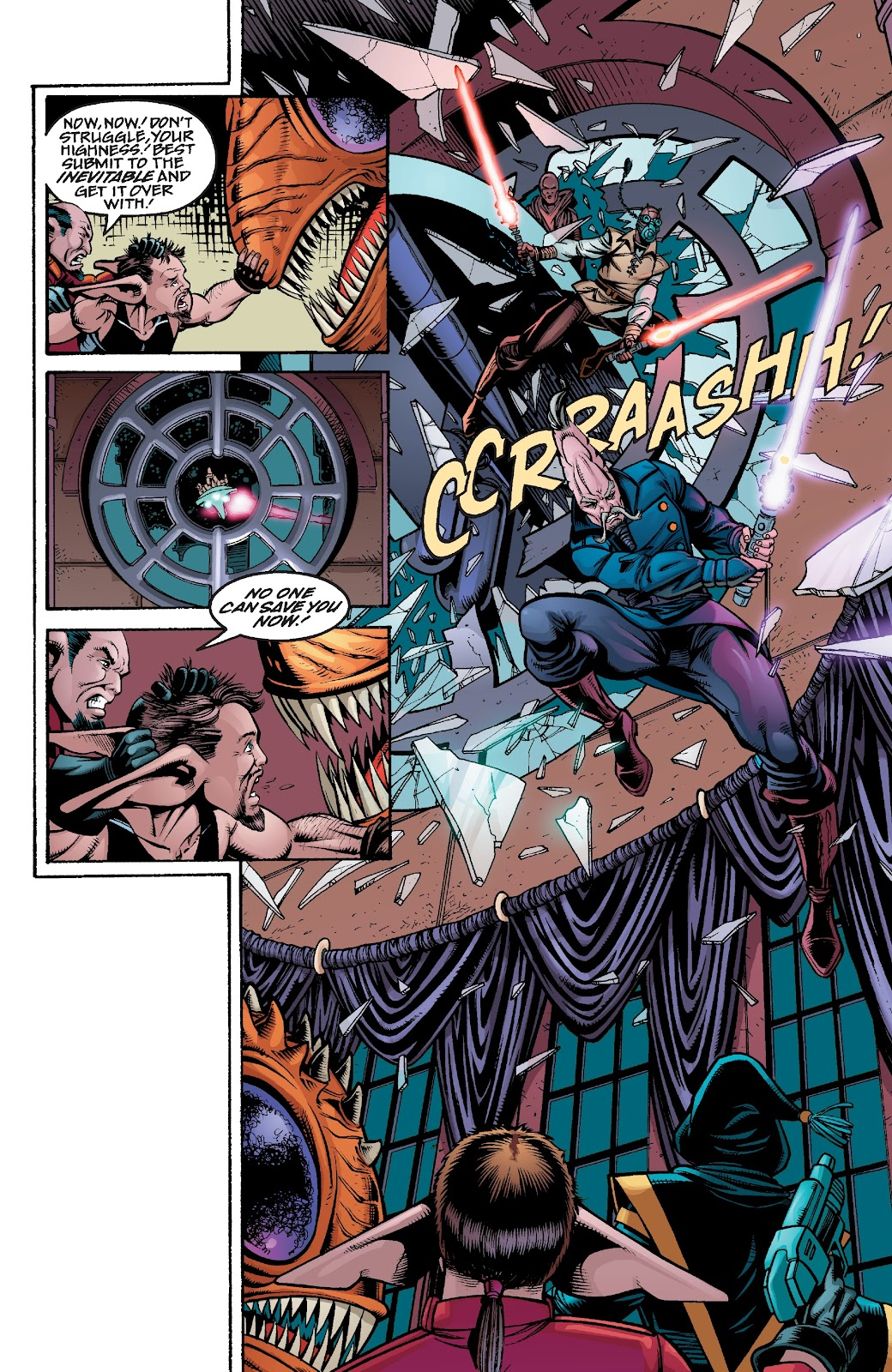 Read online Star Wars Legends Epic Collection: The Menace Revealed comic -  Issue # TPB (Part 4) - 28
