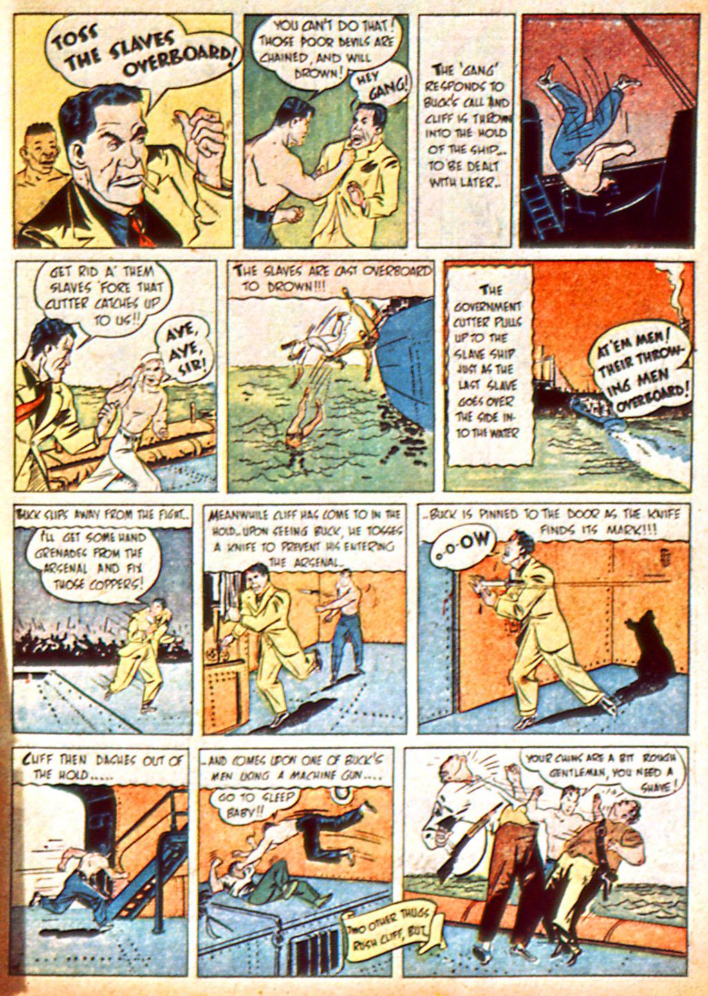 Read online Detective Comics (1937) comic -  Issue #37 - 52