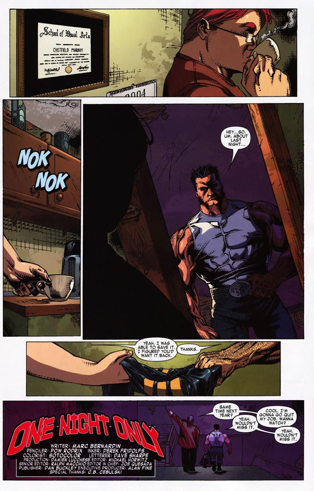 Read online Wolverine (2003) comic -  Issue #900 - 56