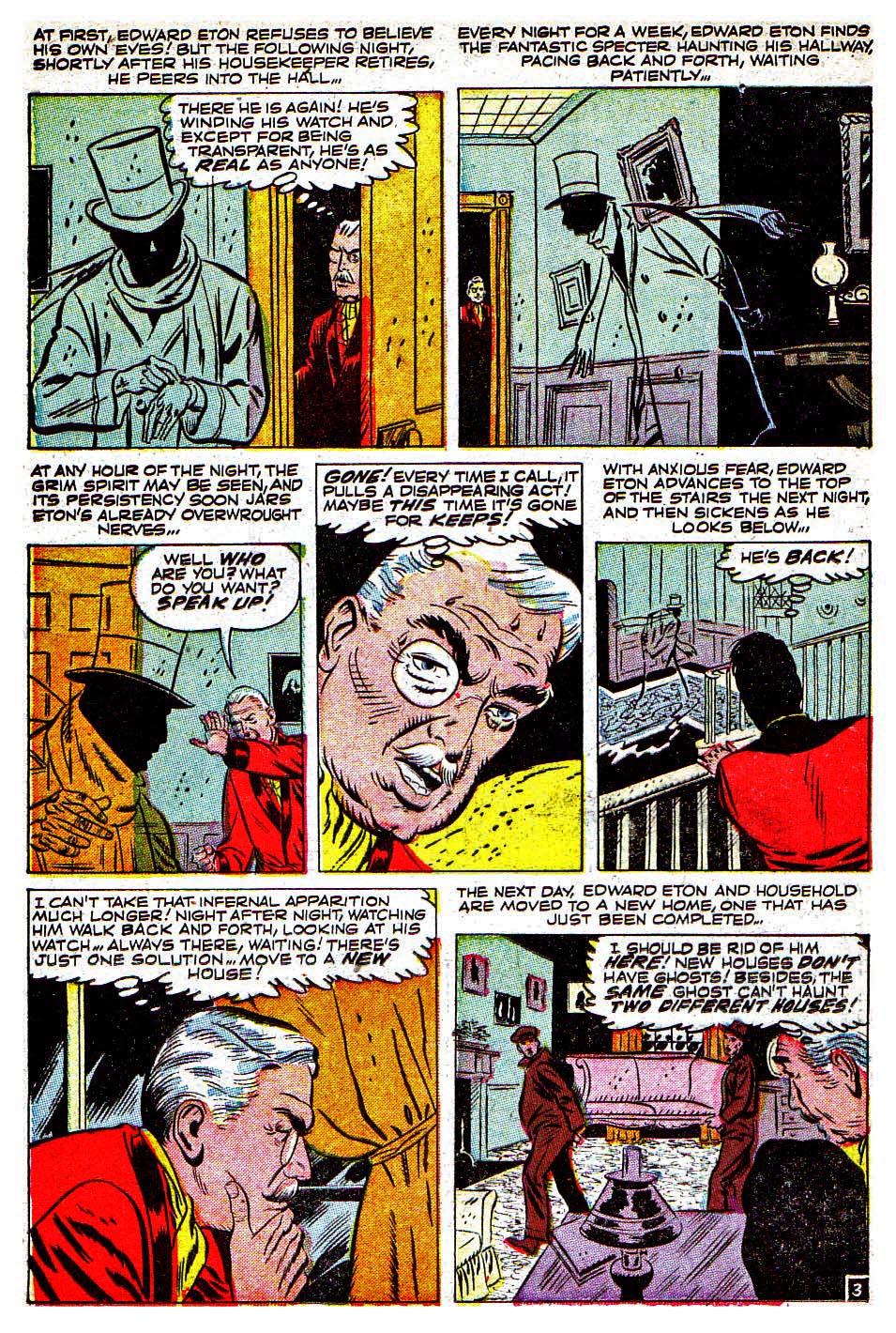 Read online Adventures into Weird Worlds comic -  Issue #30 - 18