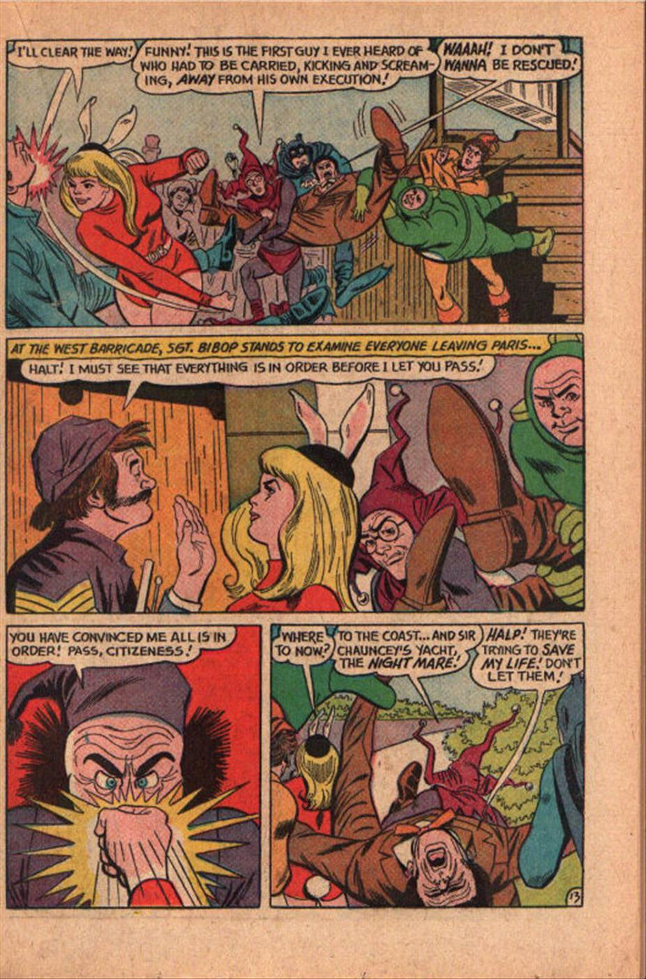 The Inferior Five issue 5 - Page 19