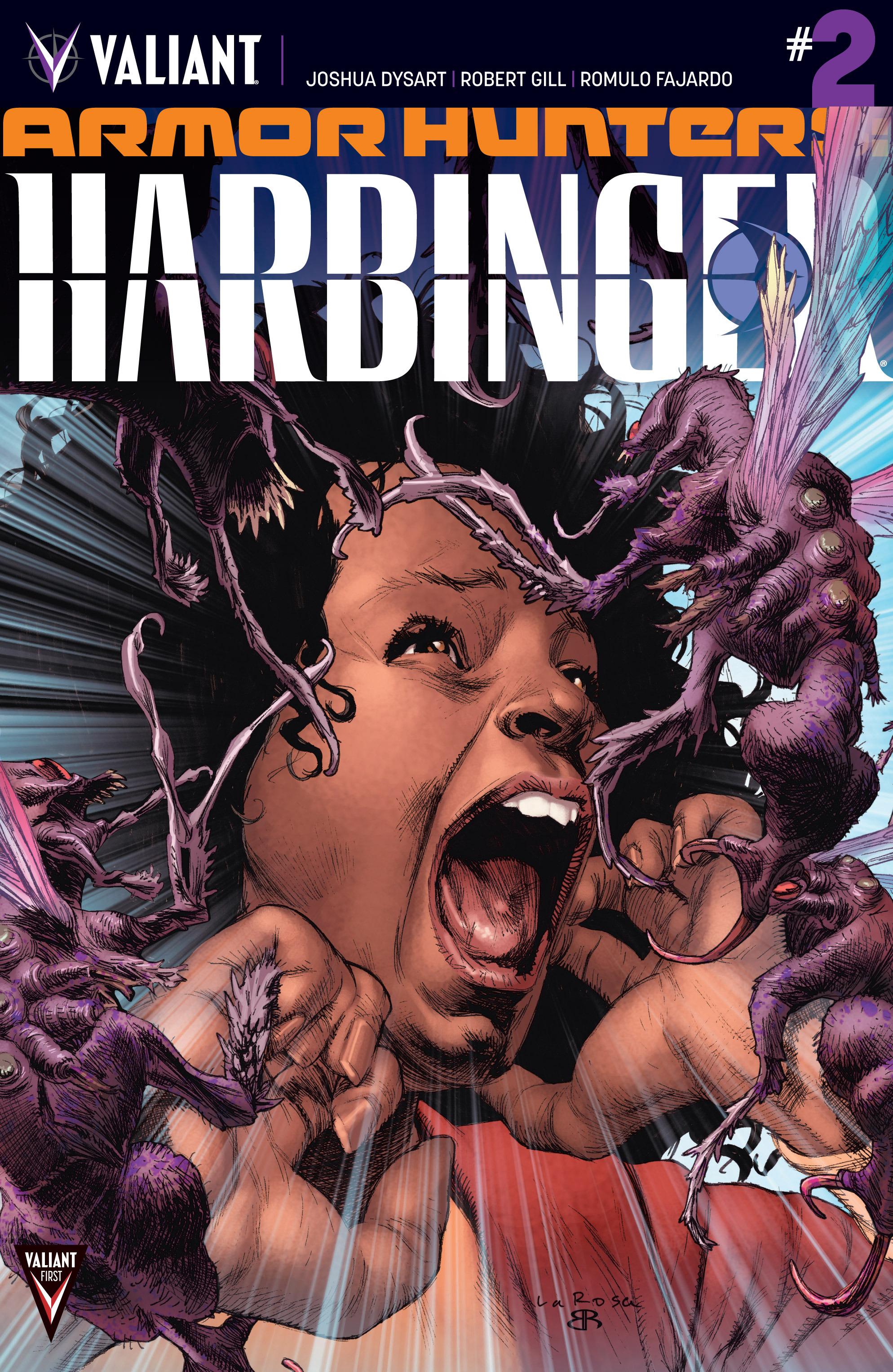 Read online Armor Hunters: Harbinger comic -  Issue # TPB - 30