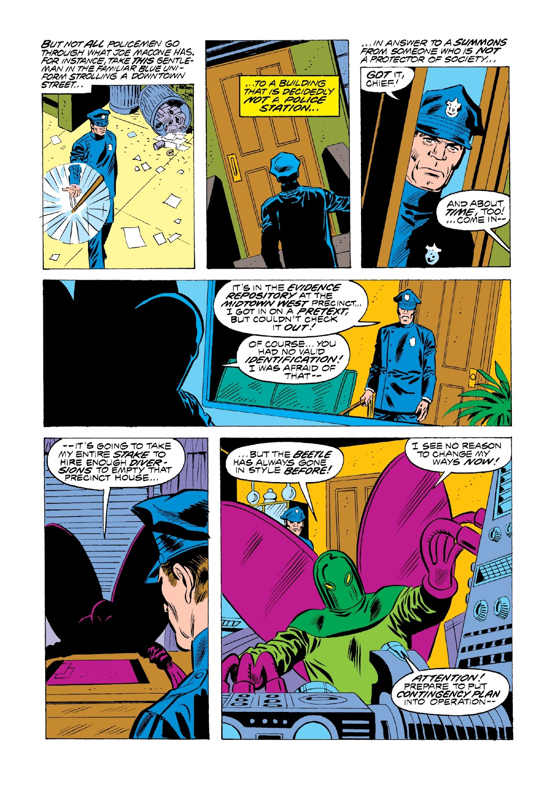 Read online Marvel Masterworks: The Spectacular Spider-Man comic -  Issue # TPB 2 (Part 1) - 15