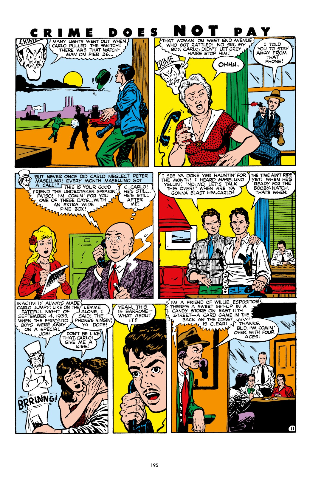 Read online Crime Does Not Pay Archives comic -  Issue # TPB 8 (Part 2) - 96