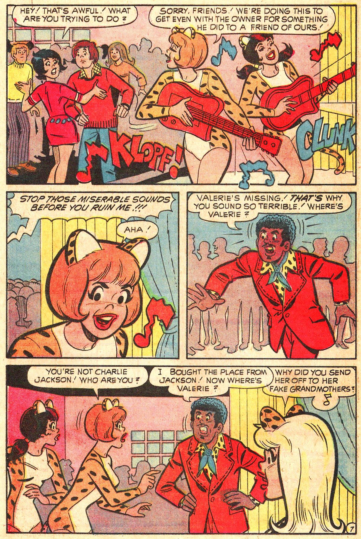 Read online She's Josie comic -  Issue #64 - 28