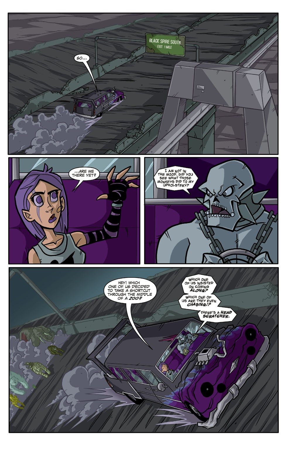 Read online Xombie Reanimated comic -  Issue #3 - 20