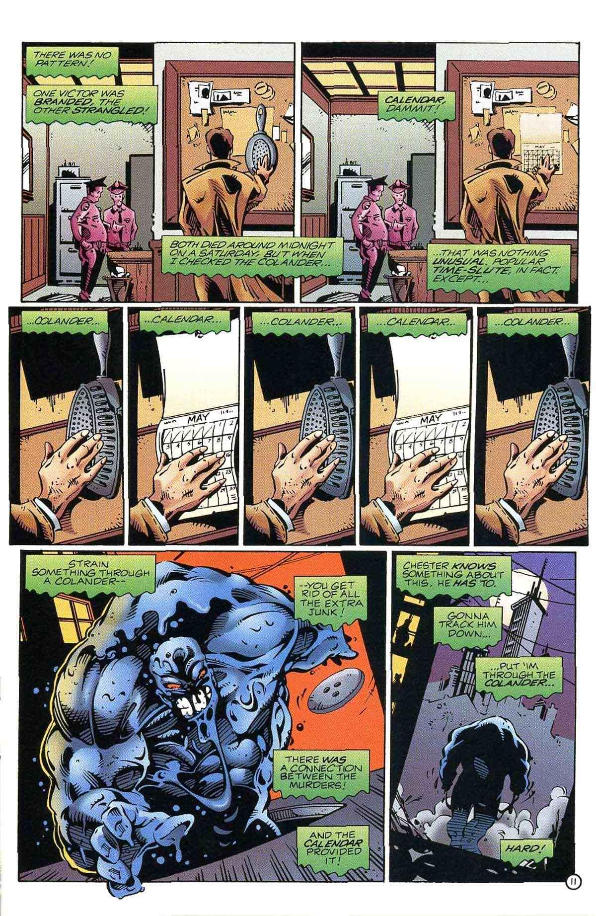 Read online Ultraverse Premiere comic -  Issue #10 - 31