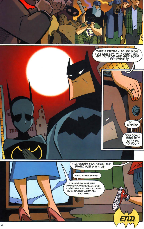 Read online Batman: No Man's Land Secret Files comic -  Issue # Full - 52