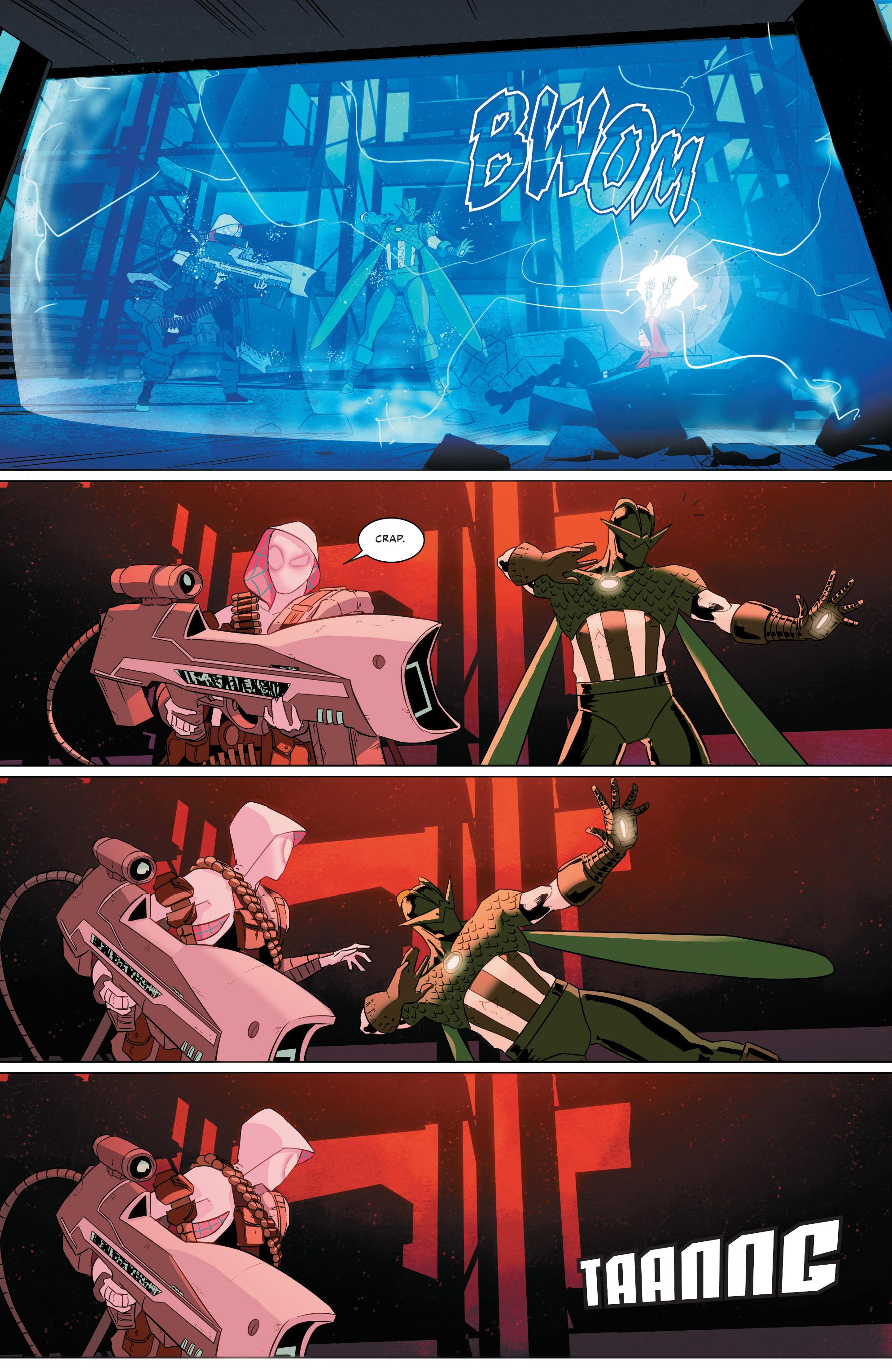 Read online Spider-Women Omega comic -  Issue # Full - 22