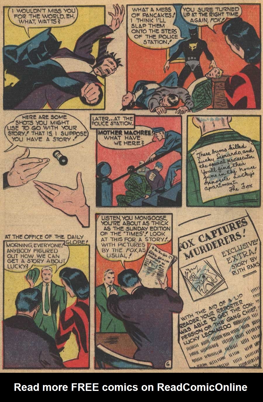 Blue Ribbon Comics (1939) issue 16 - Page 30