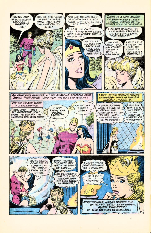 Read online Wonder Woman (1942) comic -  Issue #223 - 19