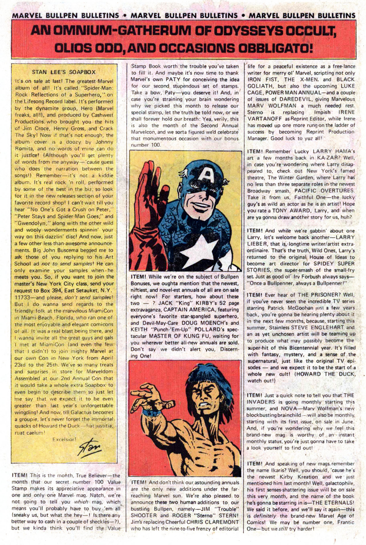 Read online Amazing Adventures (1970) comic -  Issue #37 - 29