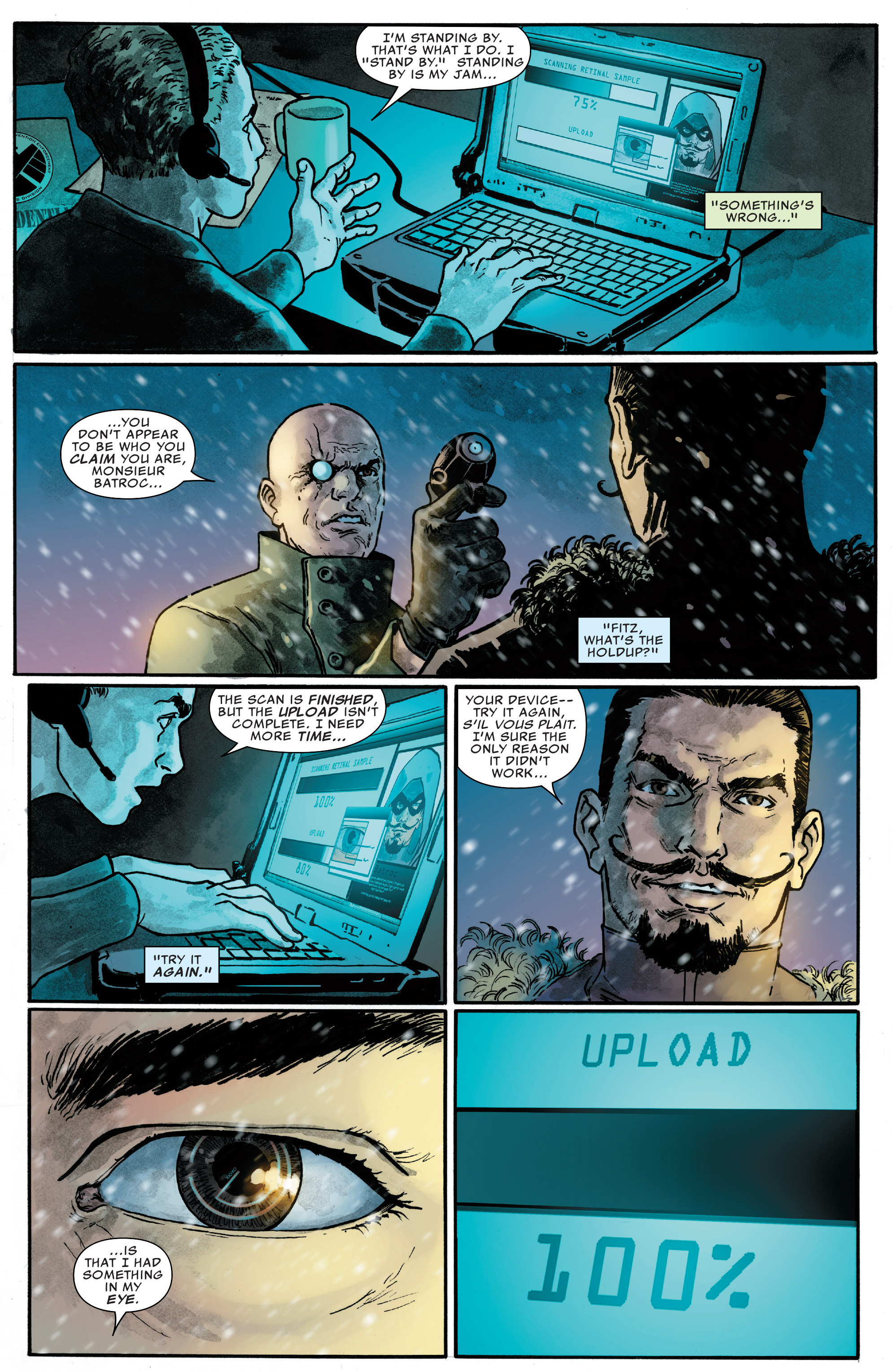 Read online All-New, All-Different Point One comic -  Issue # Full - 27
