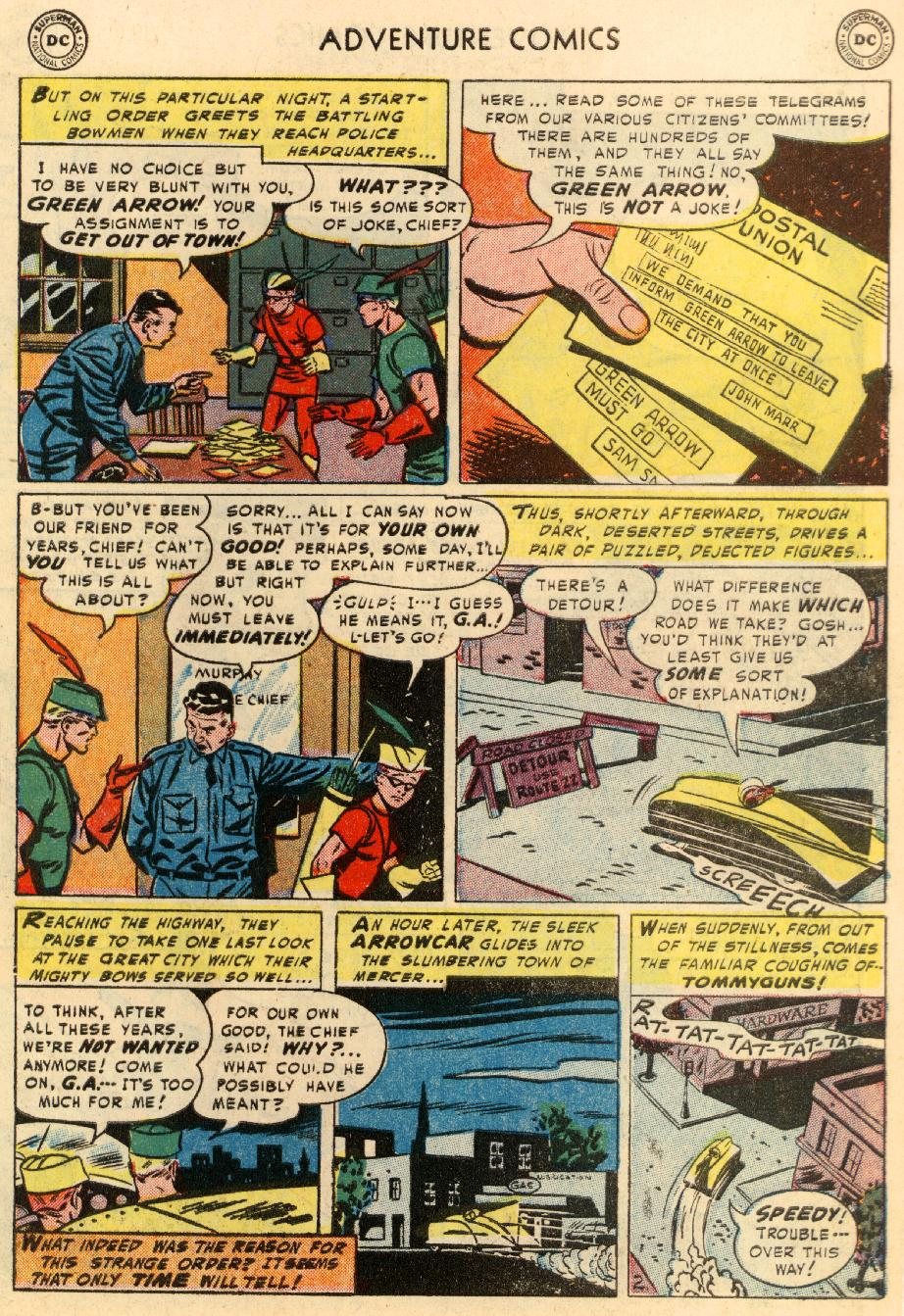 Read online Adventure Comics (1938) comic -  Issue #195 - 35