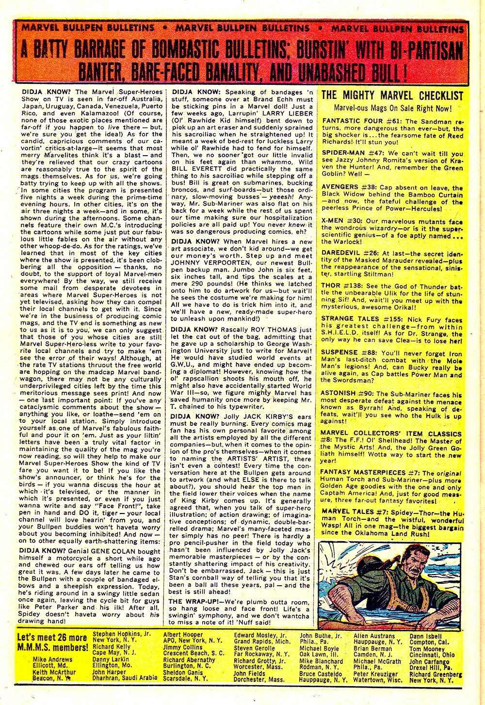 Read online Sgt. Fury comic -  Issue #40 - 30