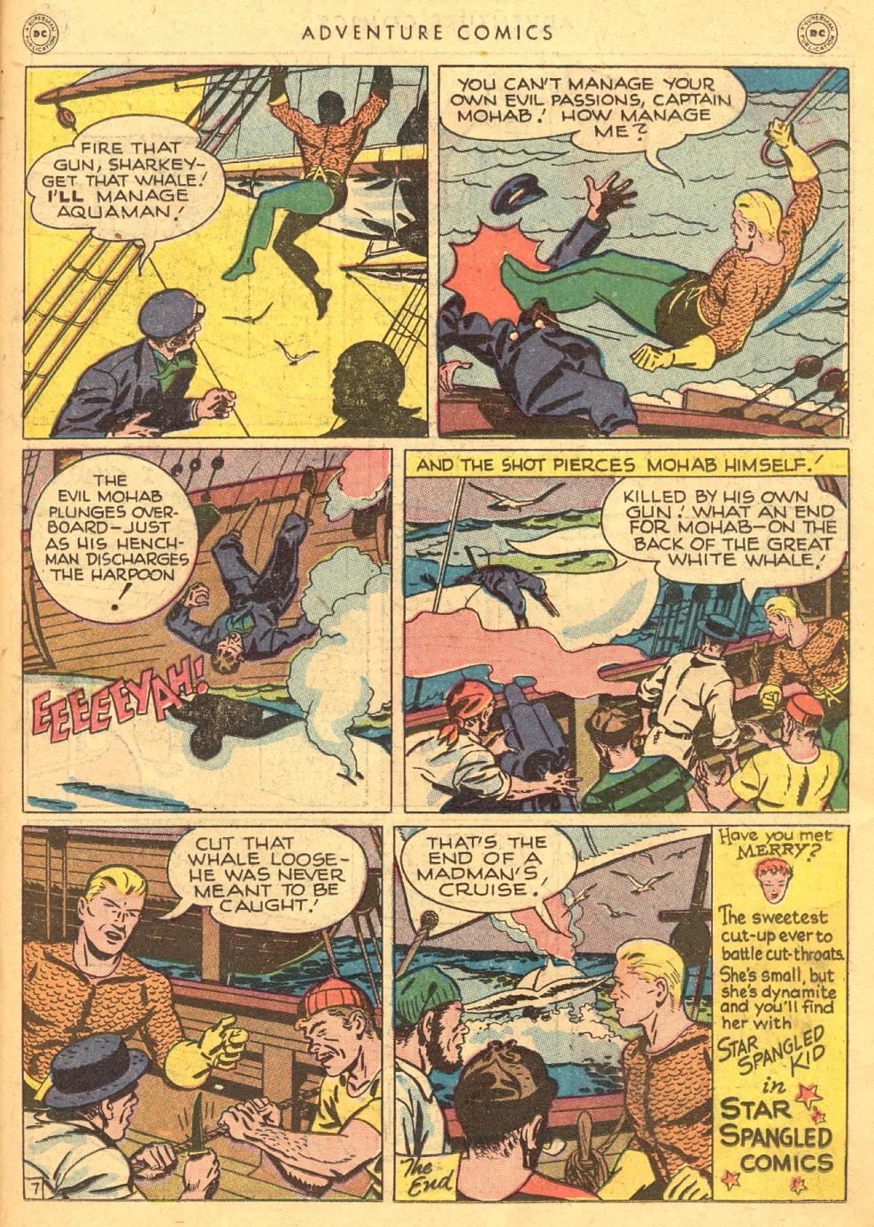 Read online Adventure Comics (1938) comic -  Issue #133 - 33