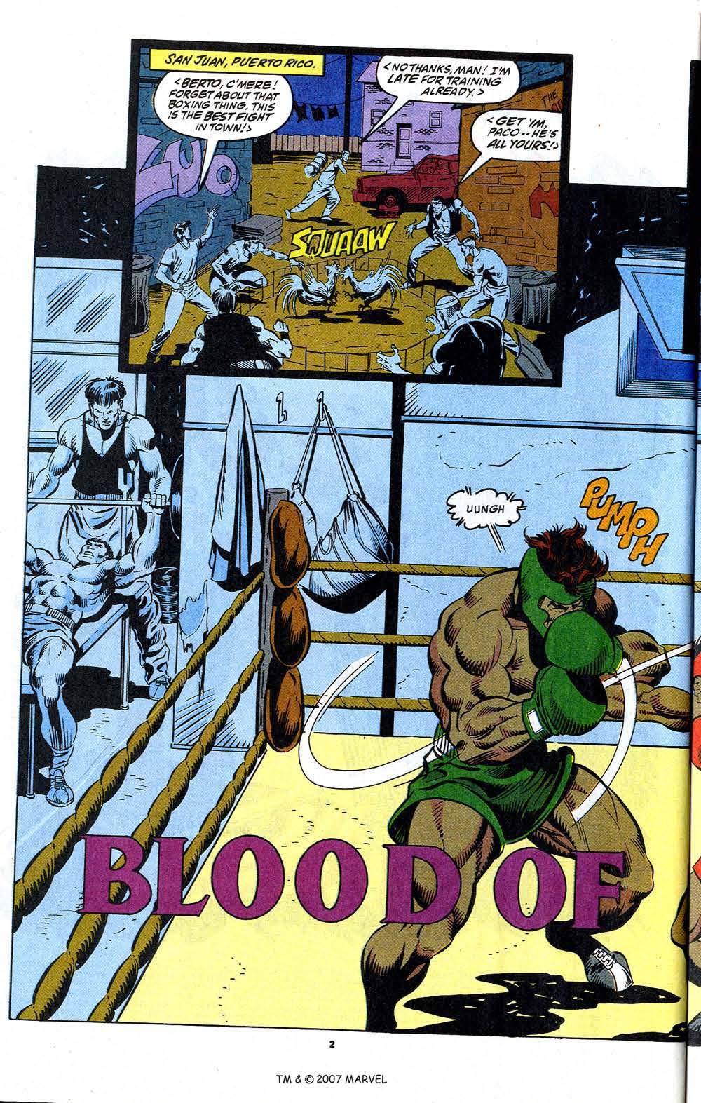Read online Captain America (1968) comic -  Issue # _Annual 12 - 4