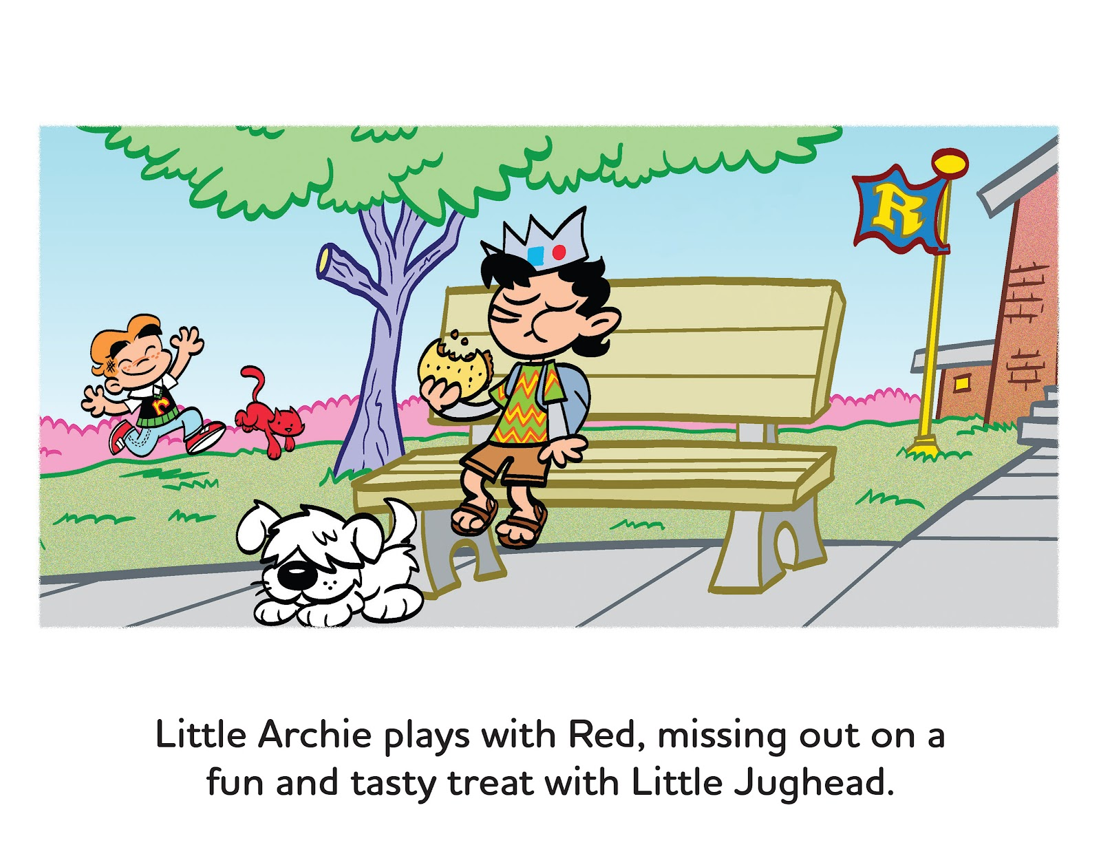 Read online Little Archie's Lucky Day comic -  Issue # Full - 20