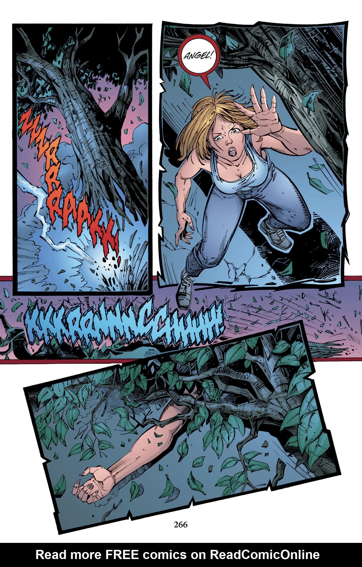 Read online Buffy the Vampire Slayer: Omnibus comic -  Issue # TPB 2 - 258