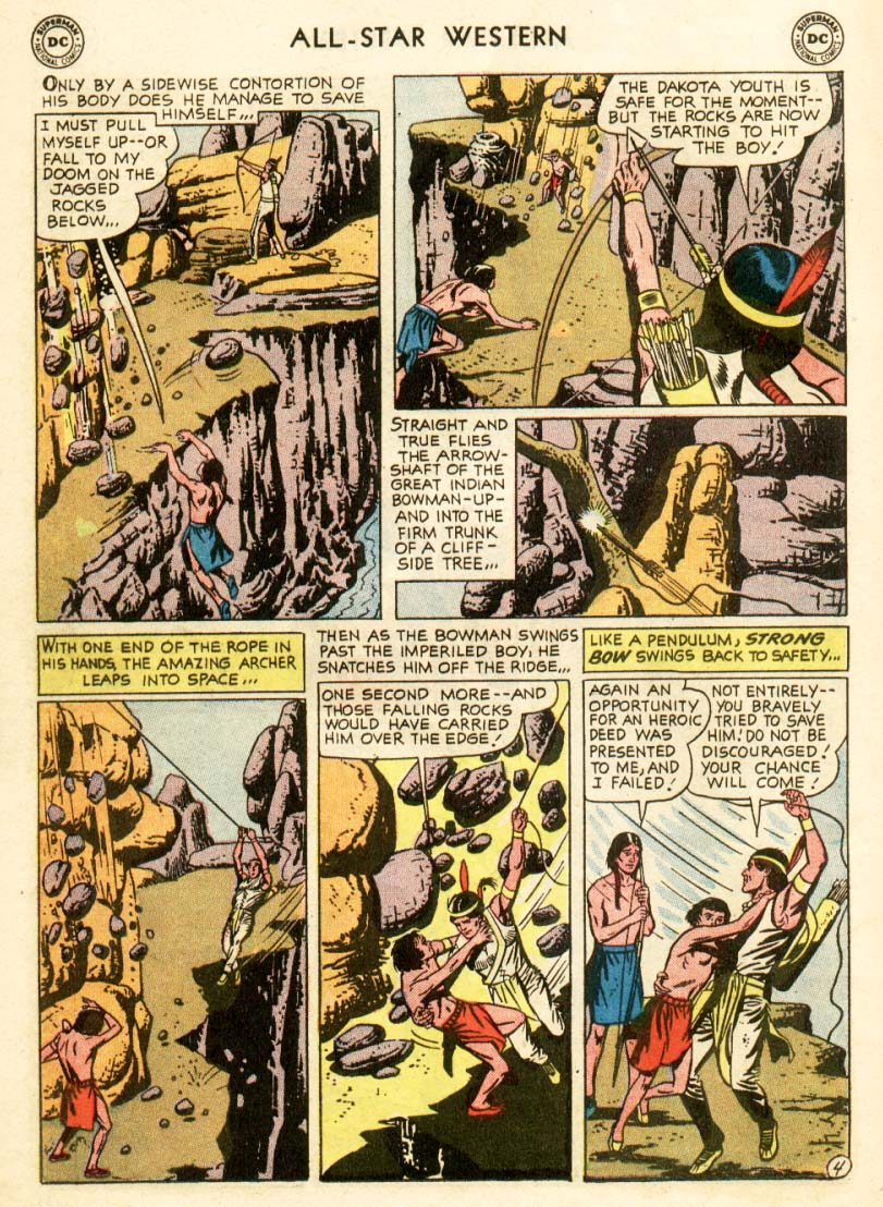 Read online All-Star Western (1951) comic -  Issue #97 - 12