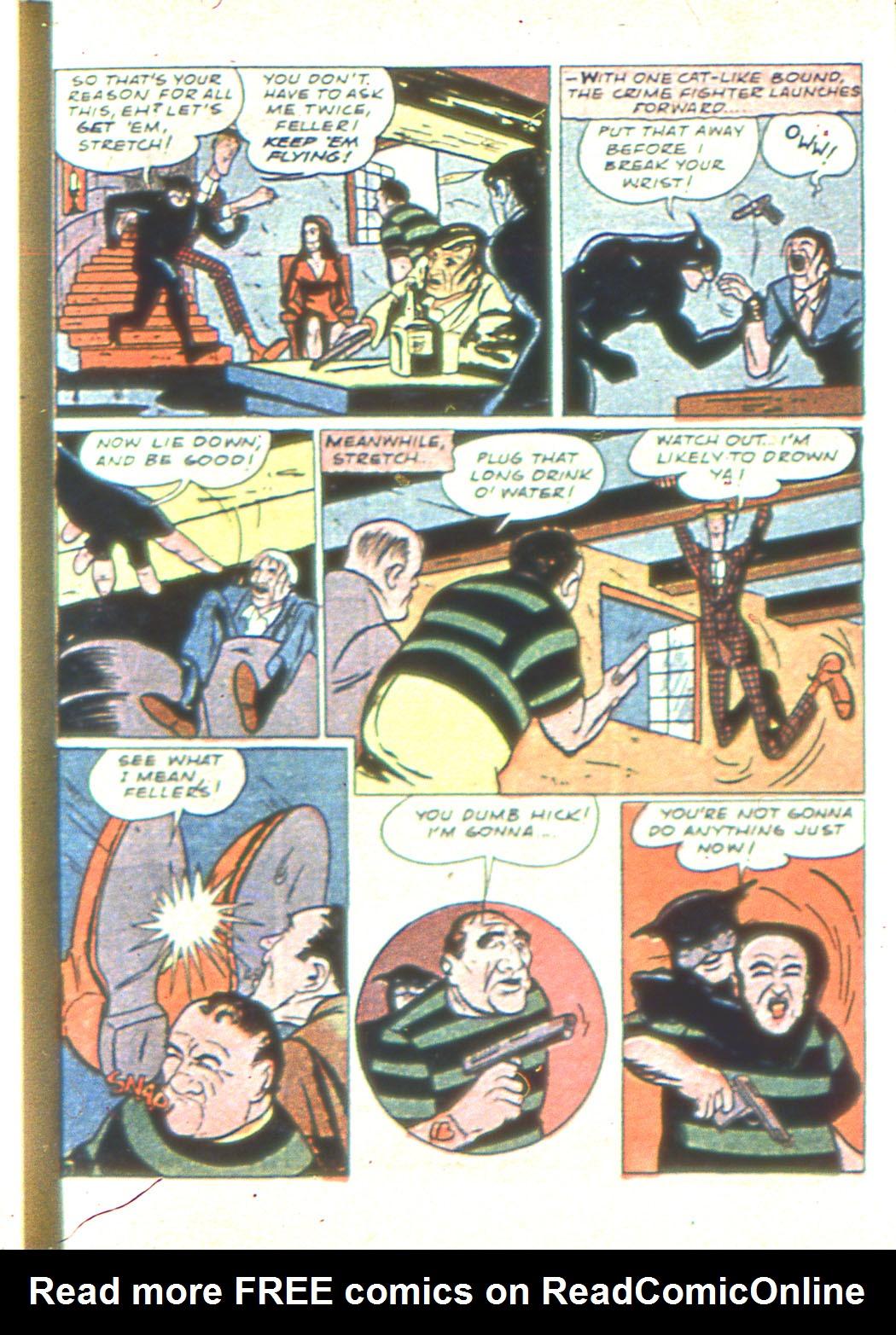 Read online Sensation (Mystery) Comics comic -  Issue #6 - 63